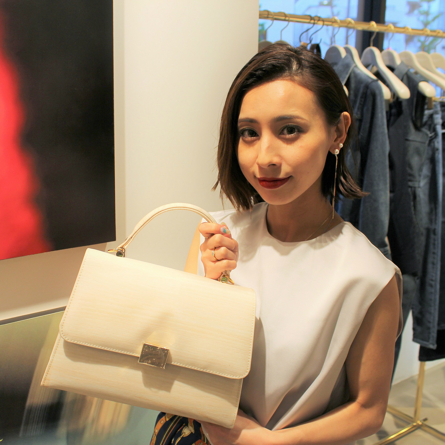 トレンド×ヴィンテージの最新ファッションブランド「Ameri VINTAGE」が代官山店にオープン!