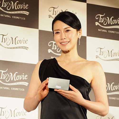 中谷美紀さんの美肌の秘密を大公開!お肌に負担をかけない化粧選びって?