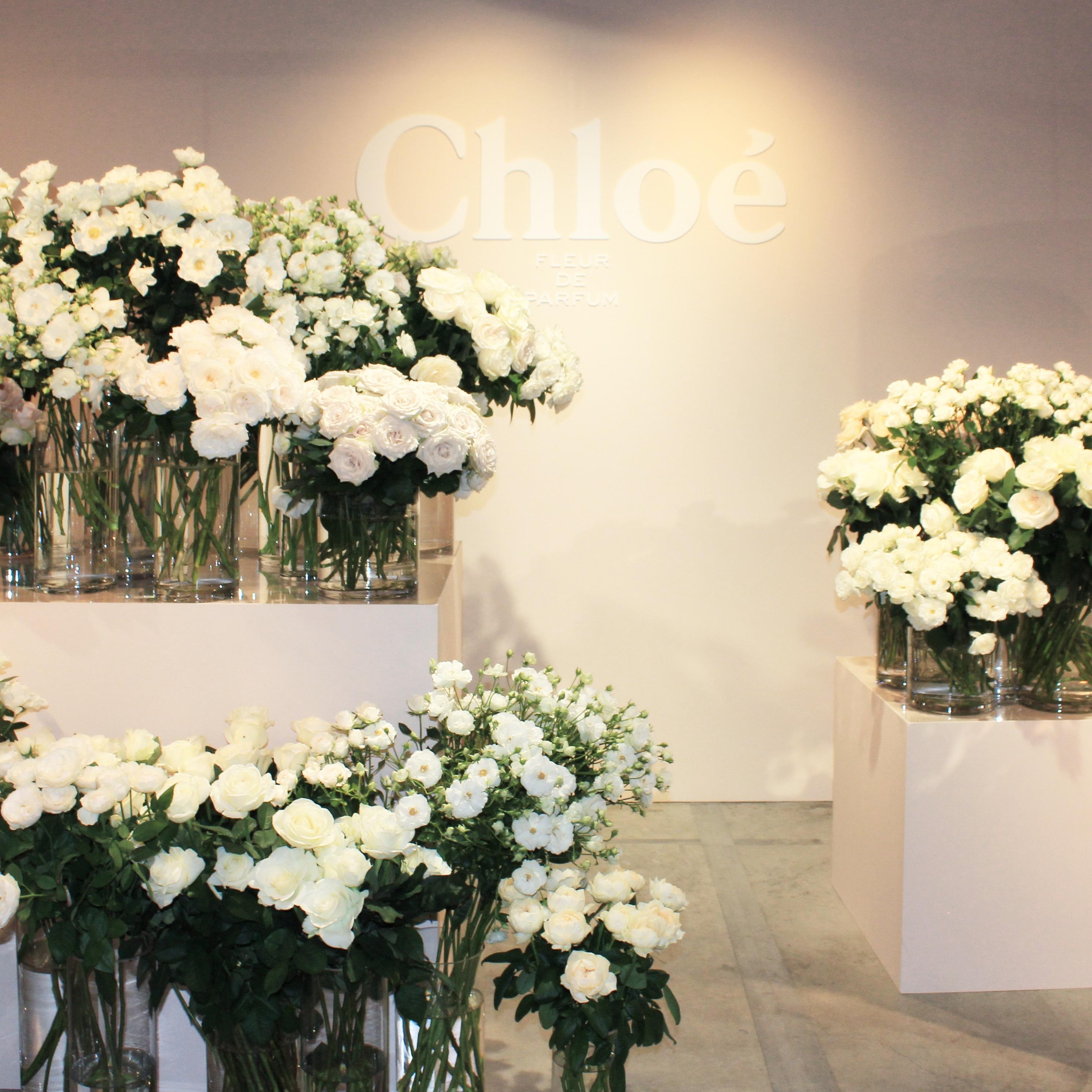 "Chloéから新作フレグランス登場!官能的な""フルール ド パルファム""の世界"