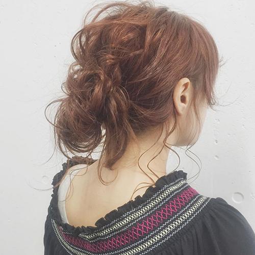 後ろ姿は髪型で決まる!バックスタイルがキレイに見えるヘアアレンジ