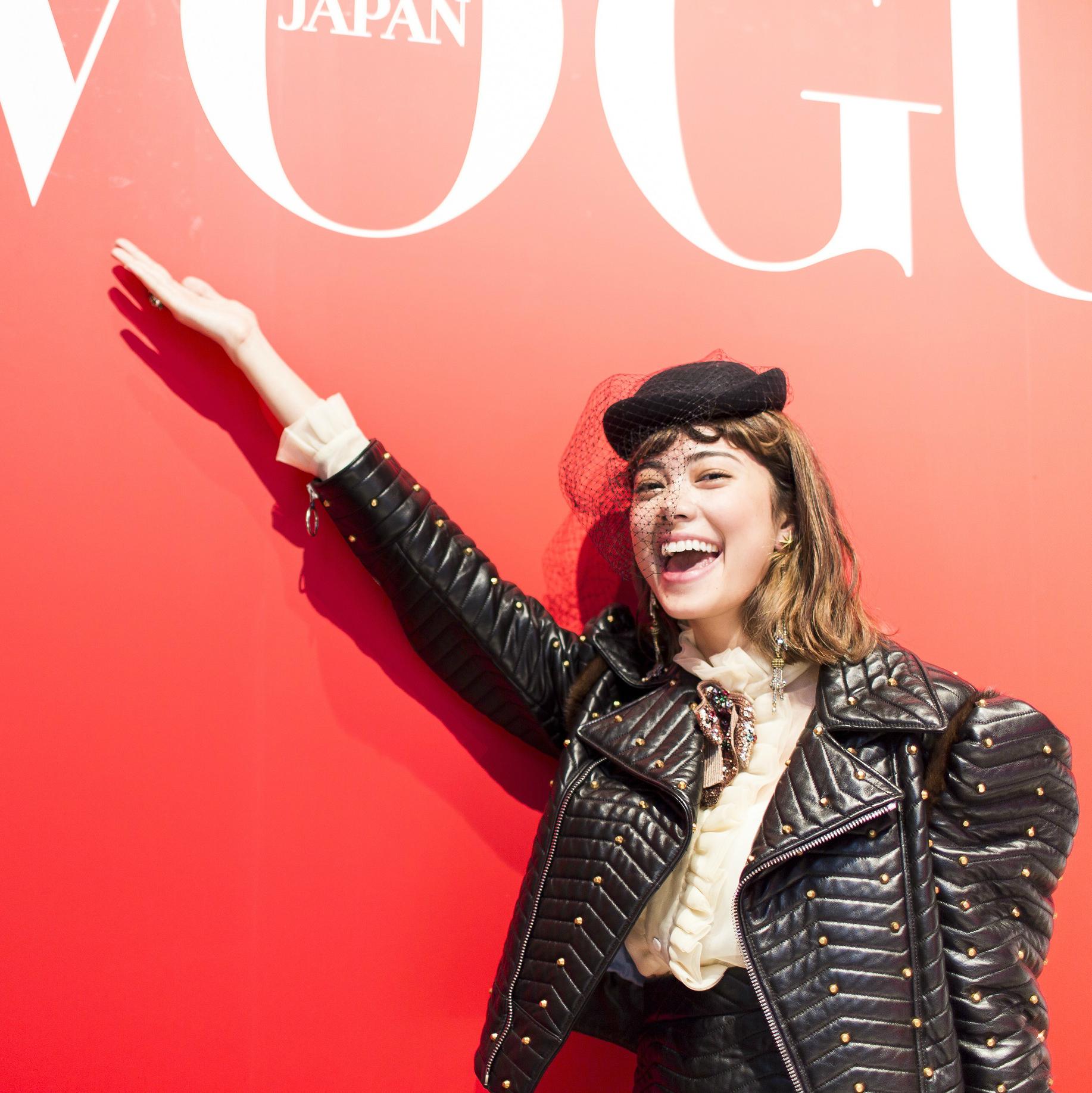 ファッションは自分を映す鏡! FNO 2016初参加のモデル森星さんにスペシャルインタビュー