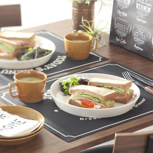 朝の食卓をちょい足しでおしゃれに。春を感じるテーブルアレンジ術