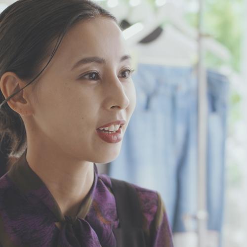 #私のTRILL 05.黒石奈央子―ダサかった私が、自分らしいファッションを仕事にするまで。