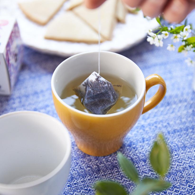 忙しい毎日にほっと一息! 本格「台湾茶」をティーバッグでお手軽に