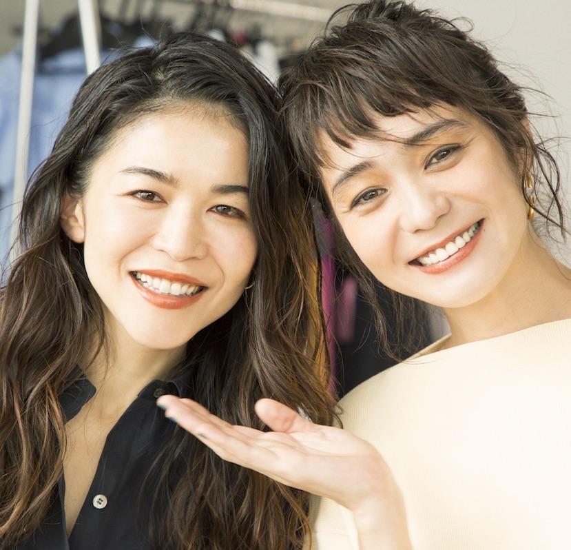 【スペシャル対談!】モデル竹下玲奈×スタイリスト辻直子「おしゃれについてのホンネとは?」