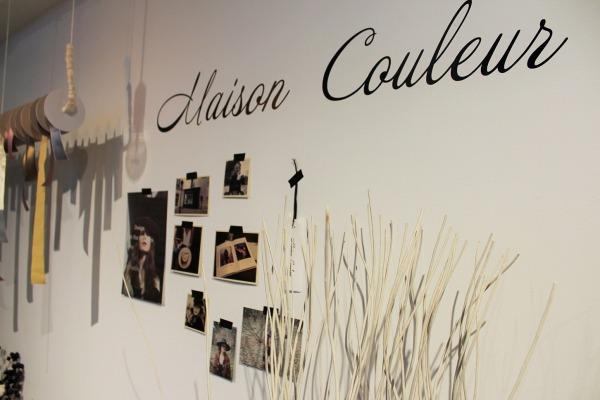 大畑ありさ Maison Couleur HAT ブランド デビュー