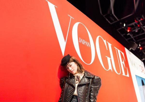VOGUE FASHION'S NIGHT OUT 2016 FNO ファッション 祭典 VOGUE ヴォーグ